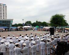 La Banda Blanca en Manta 2009