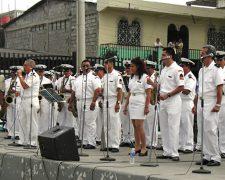 Retreta de la Banda Blanca