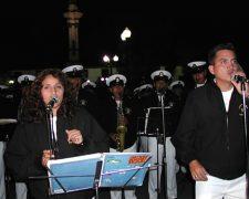 La Banda Blanca en Quito