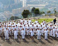 La Banda Blanca en Quito 2006