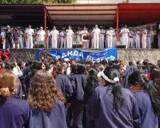La Banda Blanca en Quito 2007