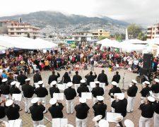 La Banda Blanca en Quito 2009